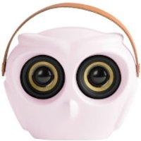 Kreafunk aOWL Bluetooth Speaker - Dusty Pink