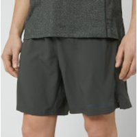 2XU Men's Run 2-in-1 Compression Shorts - Charcaol - L - Grey