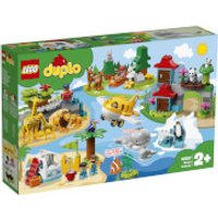 LEGO DUPLO: World Animals (10907) - Duplo Gifts