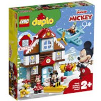 LEGO DUPLO Disney: Mickey's Vacation House (10889) - Duplo Gifts