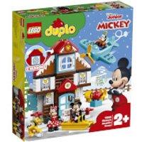 LEGO DUPLO Disney: Mickeys Vacation House (10889)