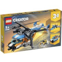LEGO Creator: Twin-Rotor Helicopter (31096) - Helicopter Gifts