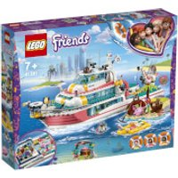 LEGO Friends: Rescue Mission Boat (41381) - Lego Gifts