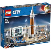 LEGO City Space Port: Deep Space Rocket and Launch Control (60228) - Lego Gifts