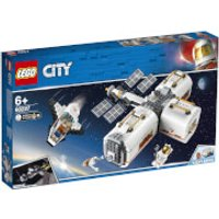LEGO City Space Port: Lunar Space Station (60227) - Lego Gifts