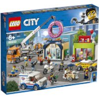 LEGO City Town: Donut Shop Opening (60233) - Lego Gifts