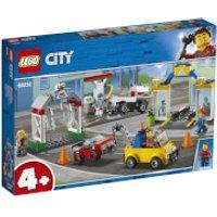 LEGO City Town: Garage Center (60232) - Lego Gifts