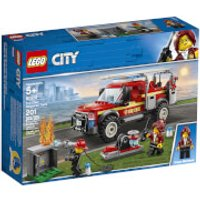 LEGO City Town: Fire Chief Response Truck (60231) - Lego Gifts