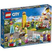 LEGO City Town: People Pack - Fun Fair (60234) - Fun Gifts