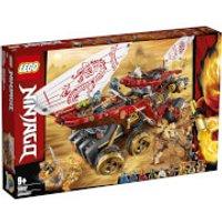 LEGO Ninjago: Land Bounty (70677) - Lego Gifts