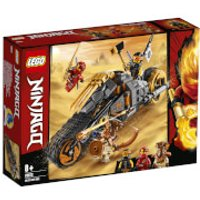 LEGO Ninjago: Cole's Dirt Bike (70672) - Bike Gifts