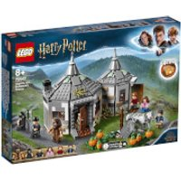 LEGO Harry Potter: Hagrid's Hut Buckbeak's Rescue (75947)