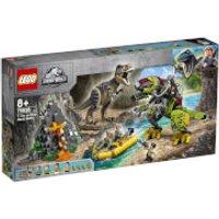 LEGO Jurassic World: T-Rex vs Dino-Mech Battle (75938) - Lego Gifts