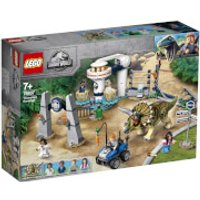 LEGO Jurassic World: Triceratops Rampage (75937) - Lego Gifts