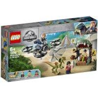 LEGO Jurassic World: Dilophosaurus on the Loose (75934) - Lego Gifts