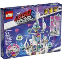 LEGO Movie: Queen Watevra's 'So-Not-Evil' Space Pala (70838) - Lego Gifts