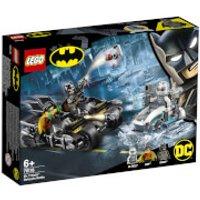 LEGO Super Heroes: Mr. Freeze Batcycle Battle (76118) - Lego Gifts