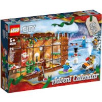 LEGO® City: Calendario de Adviento de