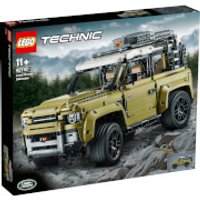 LEGO Technic: Land Rover Defender (42110) - Land Rover Gifts