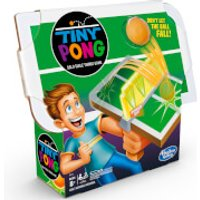 Hasbro Tiny Pong Solo Table Tennis Handheld Game