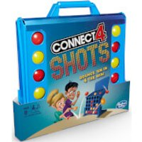 Hasbro Connect 4 Shot Board Game - Board Game Gifts