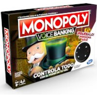 Hasbro Monopoly Voice Banking Electronic Family Board Game - Electronic Gifts