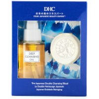 DHC The Classic Cleanse Gift Set (Worth PS20.50)