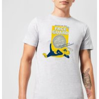 Looney Tunes ACME Face Guard Men's T-Shirt - Grey - S - Grey