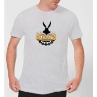 Looney Tunes ACME Logo Men's T-Shirt - Grey - M - Grey