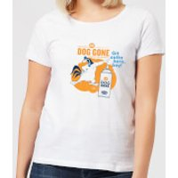 Looney Tunes ACME Dog Gone Women's T-Shirt - White - XL - White