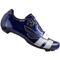 Lake CX176 Road Shoes - Navy Blue/White - EU 40