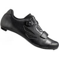 Lake CX218 Carbon Road Shoes - Black/Grey - EU 45