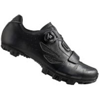 Lake MX176 MTB Shoes - Black/Grey - EU 48