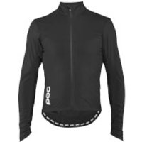 POC Essential Road Windproof Jersey - M - Black