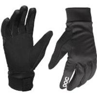 POC Essential Softshell Gloves - S - Black