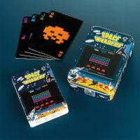 Space Invaders Playing Cards - Playing Cards Gifts
