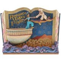 Disney Traditions Romance Takes Flight (Storybook Aladdin) 14.0cm - Romance Gifts