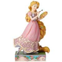 Disney Traditions Adventurous Artist (Rapunzel Princess Passion Figurine) 19.0cm - Rapunzel Gifts