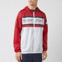 Tommy Hilfiger Sport Men's Windbreaker Jacket - True Red - S - Red