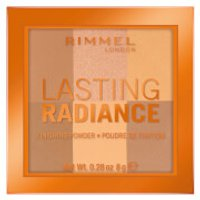 Rimmel Lasting Radiance Powder - Honeycomb