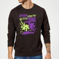 Sex Pistols Japan Tour Sweatshirt - Black - 5XL - Black - Japan Gifts