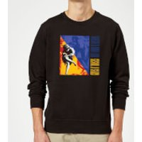 Guns N Roses Use Your Illusion Sweatshirt - Black - L - Black