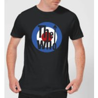 The Who Target Men's T-Shirt - Black - XL - Black