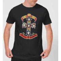 Guns N Roses Appetite For Destruction Men's T-Shirt - Black - L - Black