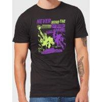 Sex Pistols Japan Tour Men's T-Shirt - Black - 5XL - Black - Japan Gifts