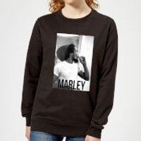 Bob Marley AB BM Women's Sweatshirt - Black - M - Black