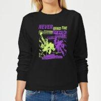 Sex Pistols Japan Tour Women's Sweatshirt - Black - 5XL - Black - Japan Gifts