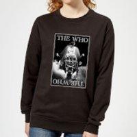The Who Quadrophenia Women's Sweatshirt - Black - S - Black
