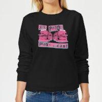 Sex Pistols Pretty Vacant Women's Sweatshirt - Black - M - Black - Sex Gifts