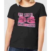 Sex Pistols Pretty Vacant Women's T-Shirt - Black - XXL - Black - Sex Pistols Gifts
